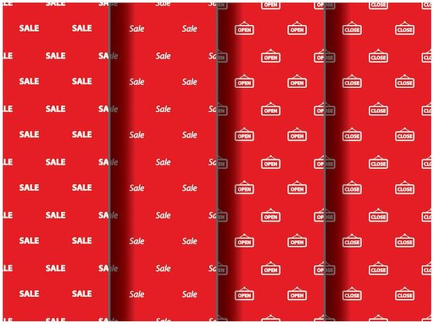 壁紙背景パターンテンプレートアイコンパーティー漫画ポスターチラシシーズンパレットセール割引