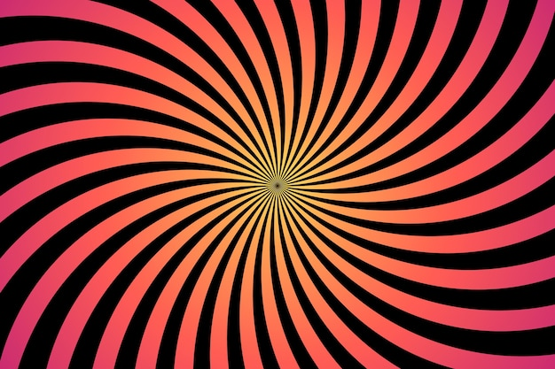 Wallpaper psychedelic optical illusion
