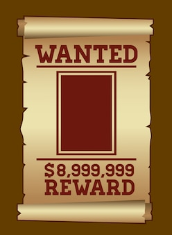 Wanted design