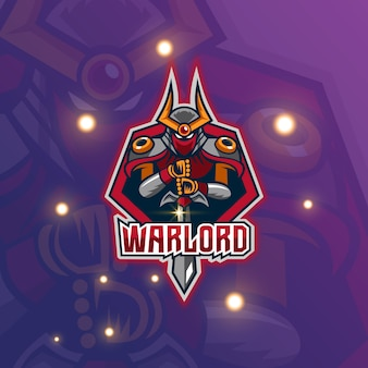 Логотип талисмана военачальника