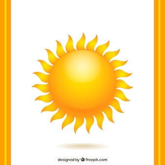 Теплое солнце