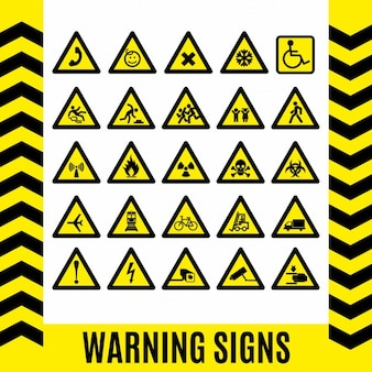 Safety Signs Vectors, Photos and PSD files | Free Download