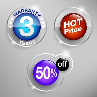 Warranty hot price