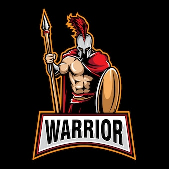 Warrior logo gaming