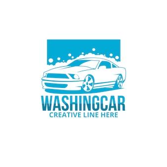 Wash car