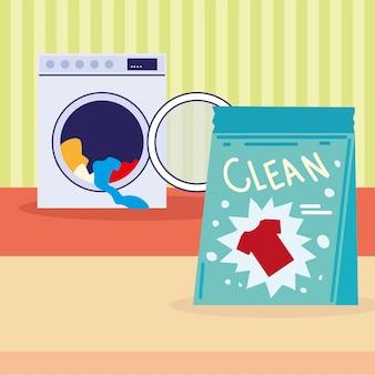 세탁기 세탁