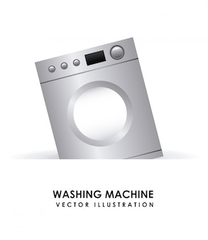 Washing machine simple element