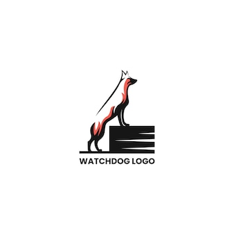 Смотреть собака логотип