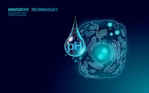 물 ph 실험실 분석 화학 과학 기술.