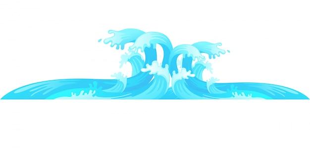 Волна воды