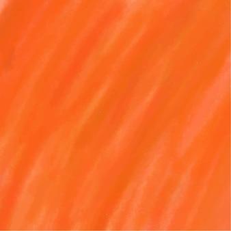 水彩の抽象的なオレンジ色の背景