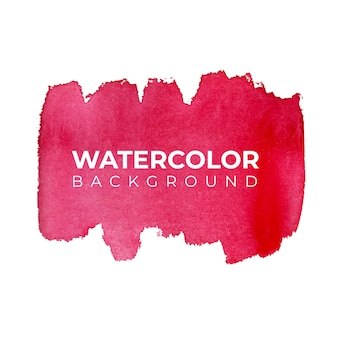 Watercolor abstract pink texture background,