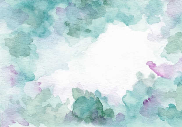 Watercolor abstract texture background