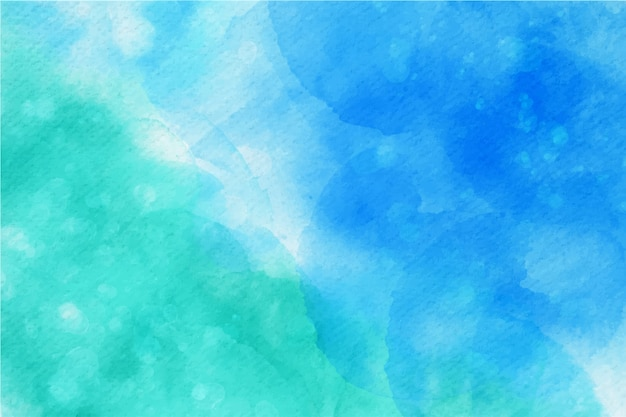 Watercolor artistic background design