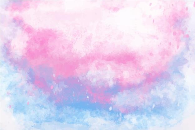 水彩背景デザイン抽象的な色