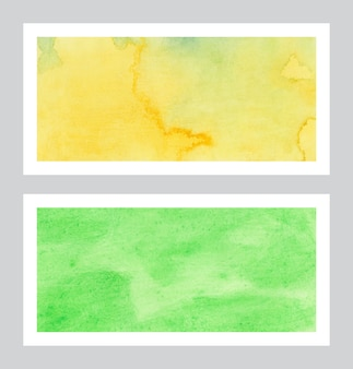 Watercolor background design concept