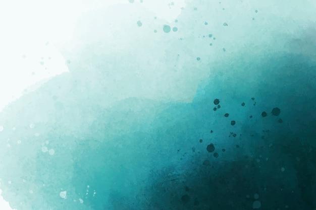 水彩画背景グラデーションデザイン