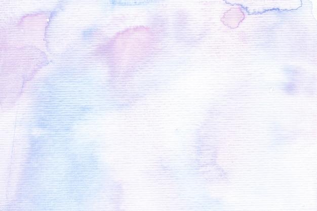 부드러운 색상으로 수채화 배경