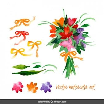 Acquerello bouquet