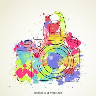 수채화 카메라