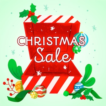 Watercolor christmas sale