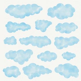 水彩雲コレクション