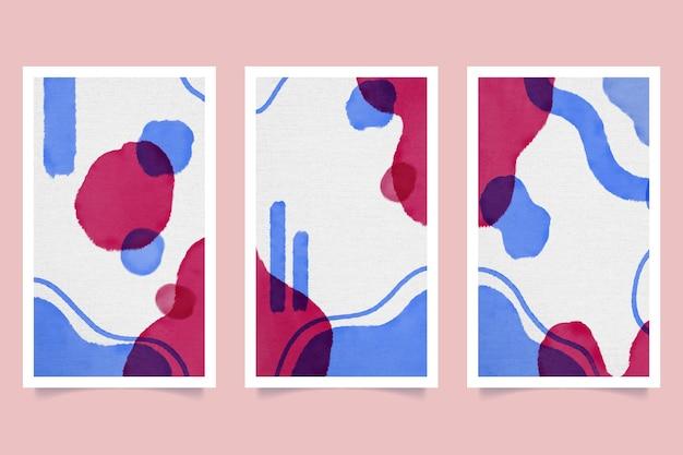 수채화 표지 컬렉션