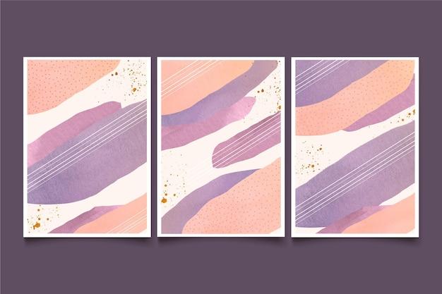 수채화 커버 컬렉션