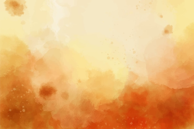 Watercolor design for background