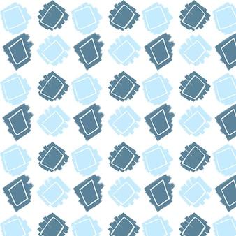 水彩ドットパターン