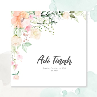 Transparent Background Free Watercolor Flowers Png