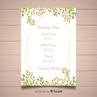 Wedding Menu Template.Wedding Menu Vectors Photos And Psd Files Free Download