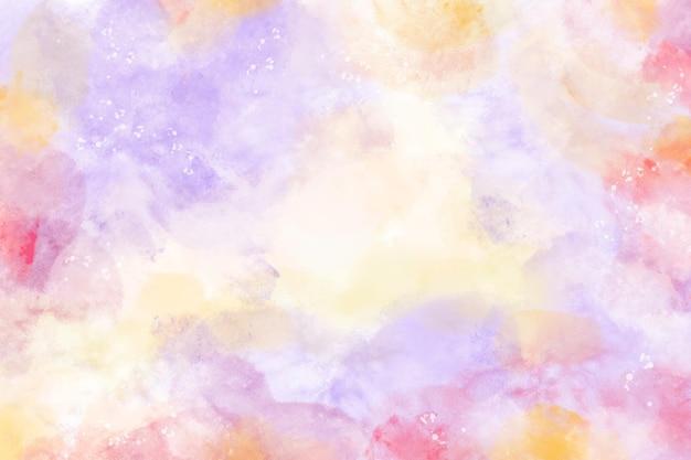 水彩手绘背景