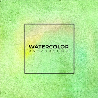 Watercolor handmade abstract background