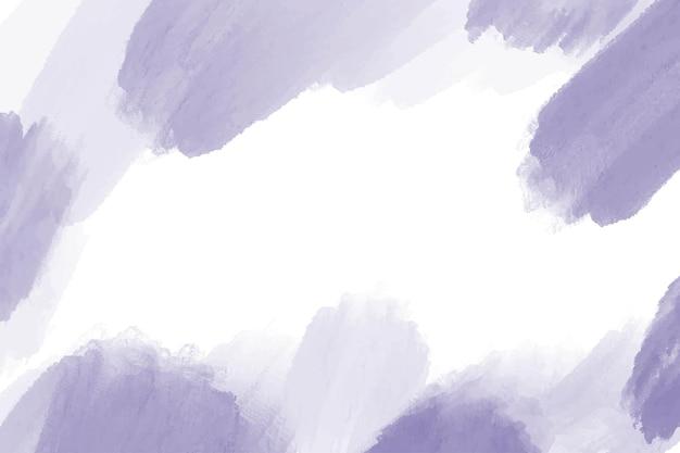 Акварель сиреневый абстрактный фон