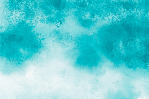 Watercolor painted abstract background