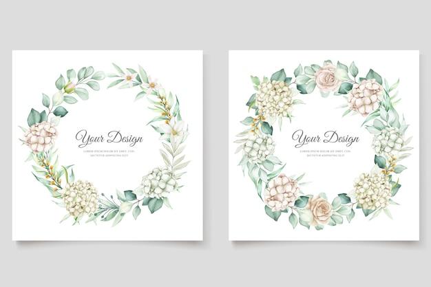 Акварель пионы свадебная открытка