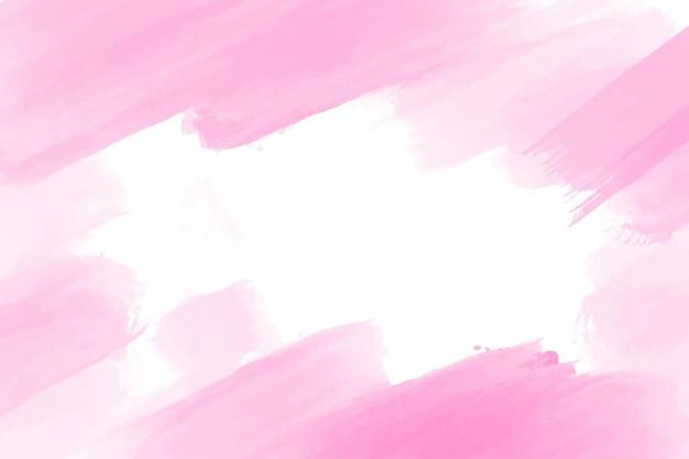 Fondo astratto rosa dell'acquerello