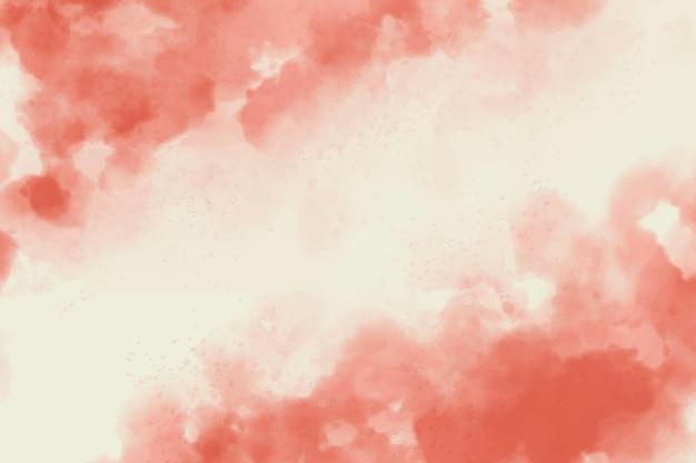 Sfondo astratto rosa acquerello