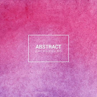 水彩のピンクと紫の抽象的な背景