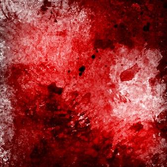 Watercolor red grungy backgorund multipurpose