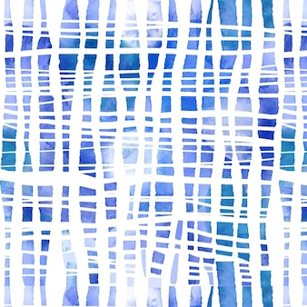 Watercolor shibori pattern