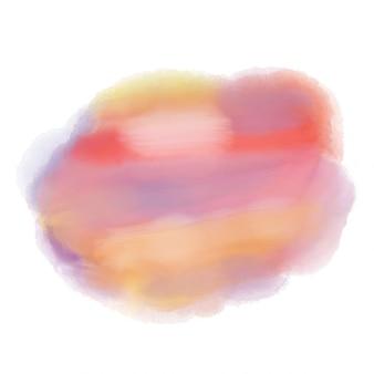 Sfondo acquerello in colori pastello