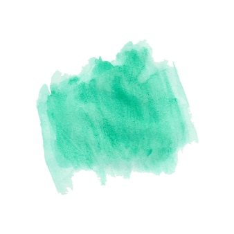 Watercolor stain splater texture background collection
