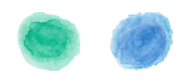 Watercolor stain splater texture