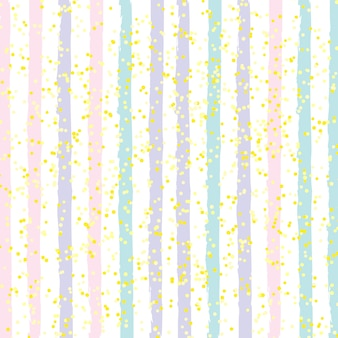 Watercolor striped background. brush strokes.