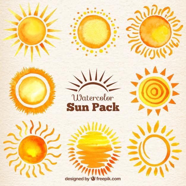 sun vectors photos and psd files free download rh freepik com vector sunshine vector sunrise