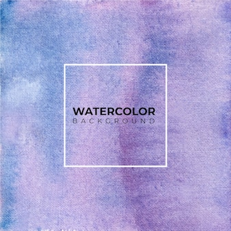 Watercolor texture background in hand drawn