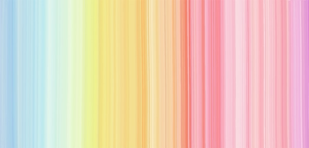 Watercolor texture rainbow background.