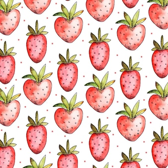 Watercolor valentine pattern backgrounds